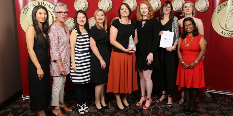 Capital Chemist Kingston wins local business award