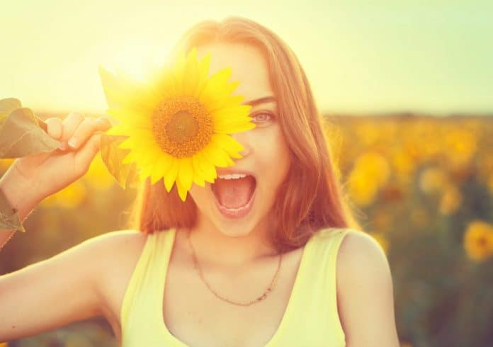 Turn that frown upside down: the power of smiling for mental health