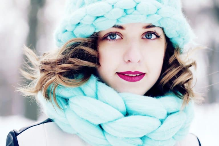 Don't let cold air derail your skin care