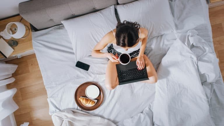 Covid 19: Taking working from home to another level