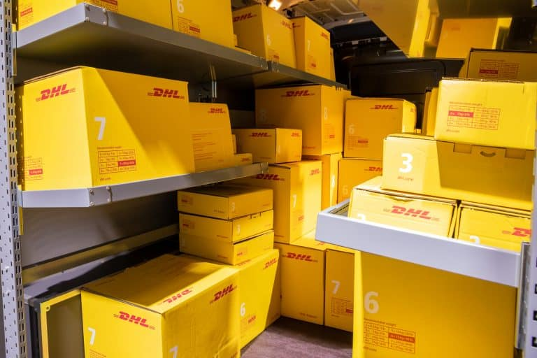 DHL warehouses meets healthcare product demand