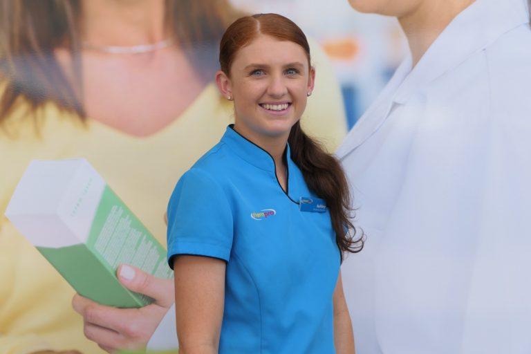 Meet pharmacy assistant Ashley Jackson of Chempro Group