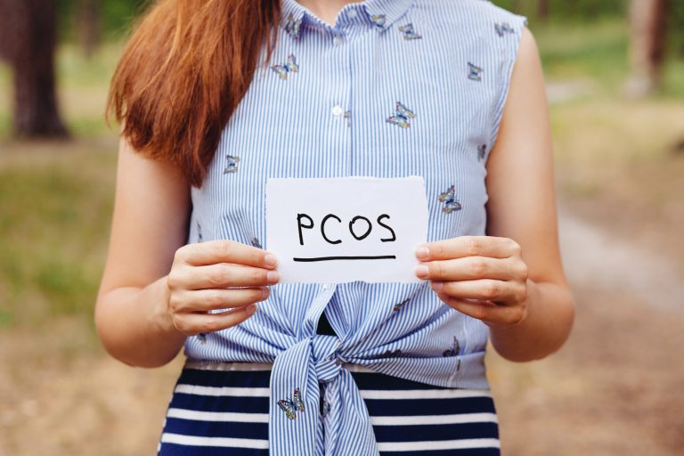 Nutritional management of PCOS