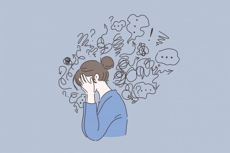 Freedom anxiety