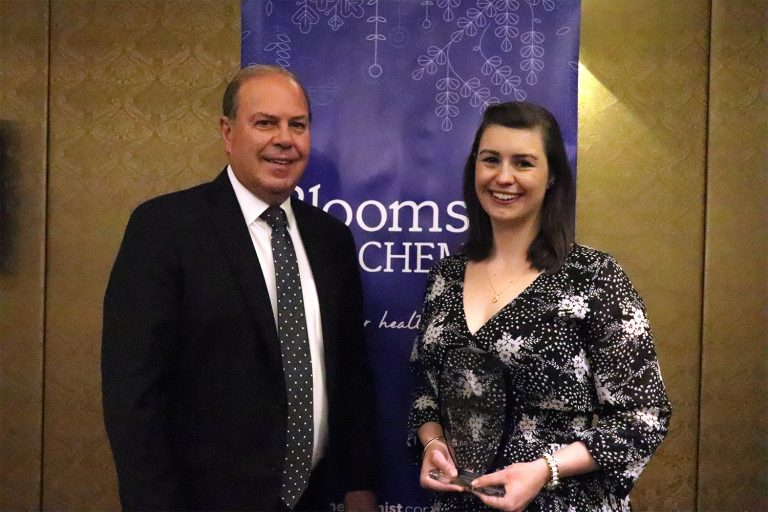 2021 Blooms The Chemist Retail Manager of the Year Announced