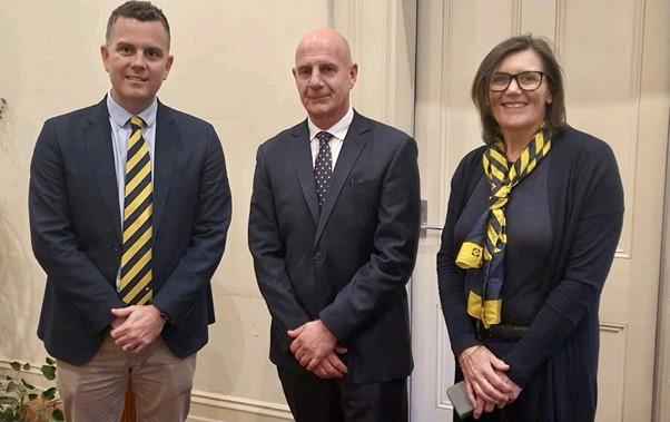 Guild congratulates Gutwein Govt following election