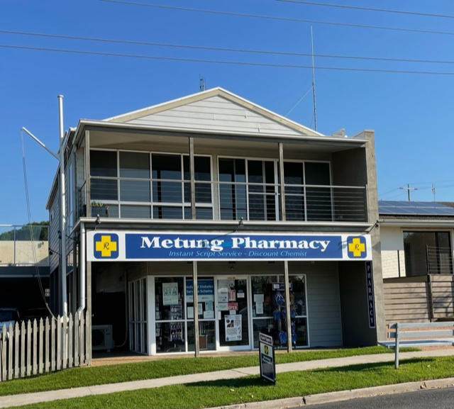 Meet retail assistant Christine Smythe of Metung Discount Pharmacy