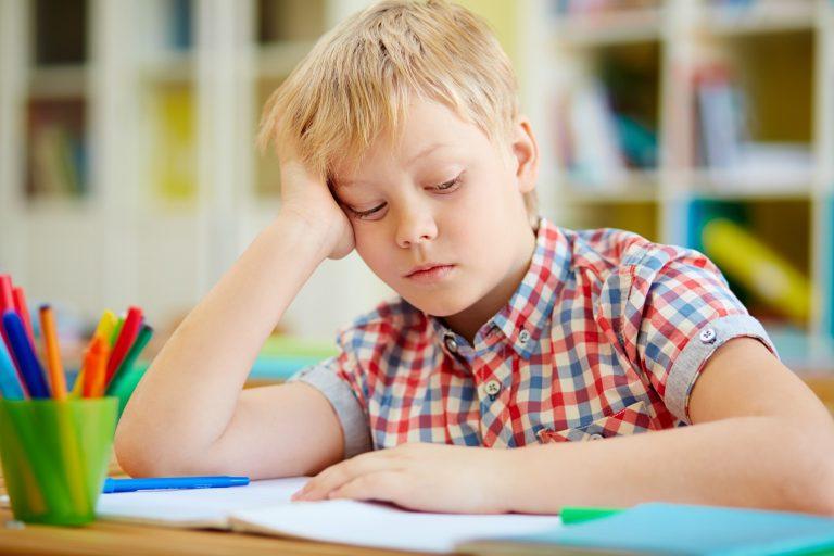 Recharging kids' energy levels