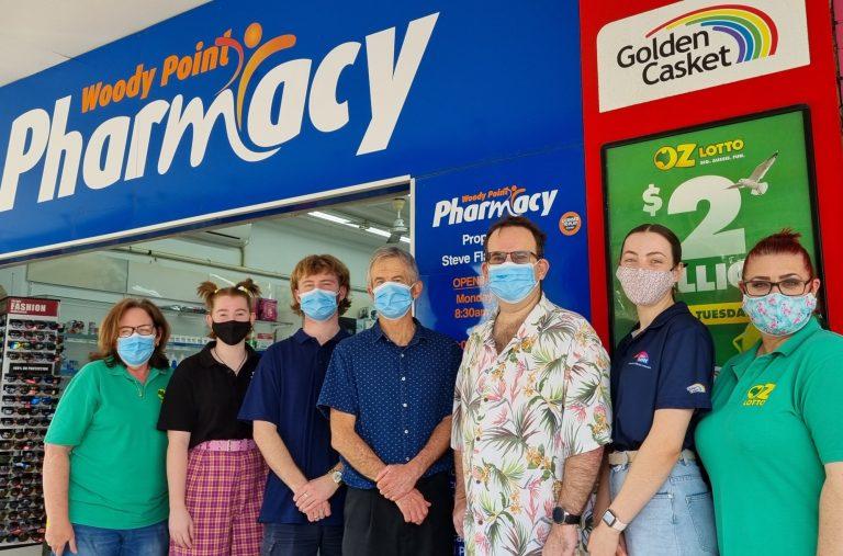 SEQ metro community pharmacies begin Covid-19 vaccinations