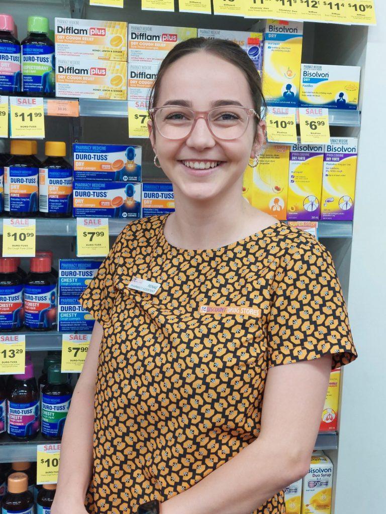 Meet pharmacy assistant Renae Winkler