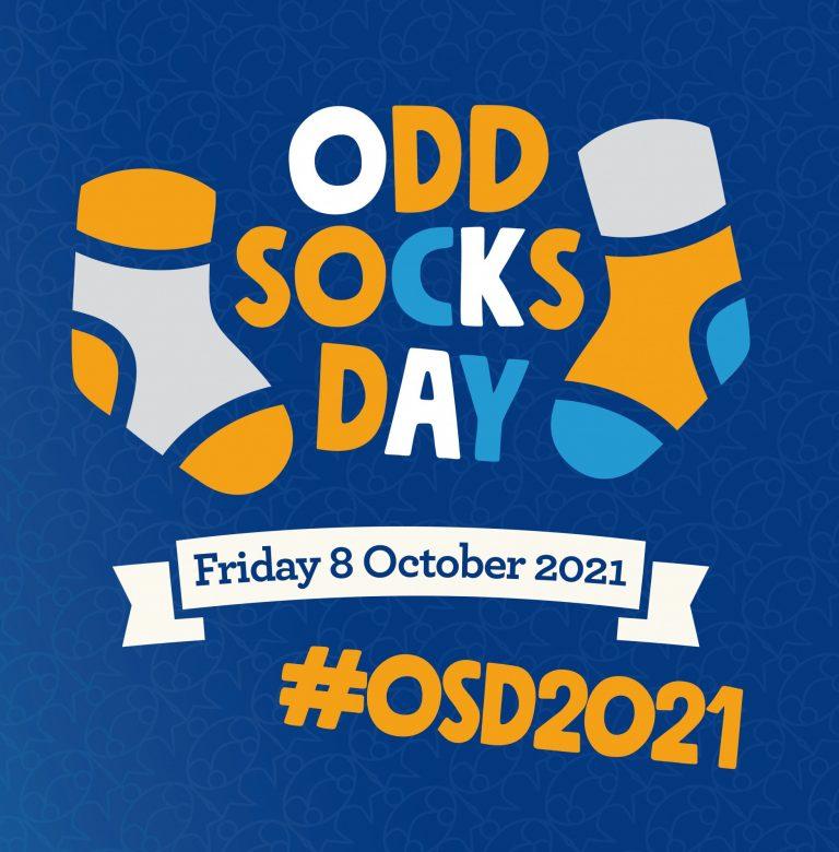 Wear Odd Socks to support mental health